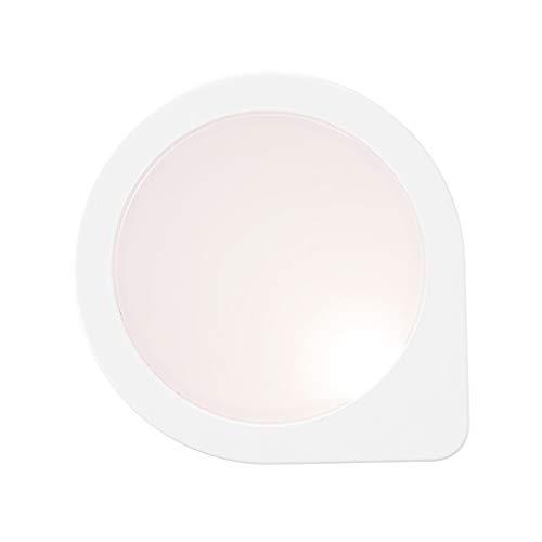 Nachtlichter Lichterkennungs-Quadrat LED Nachtlicht 0.3W warmes Licht Haus...
