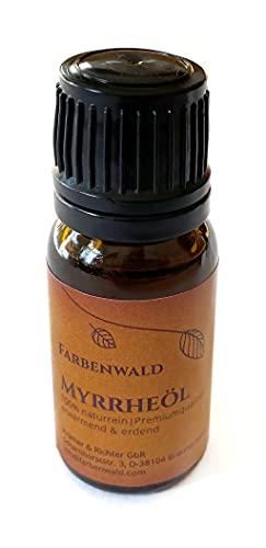Myrrheöl, 10ml, Commiphora Myrrha Oil, aus dem Oman, höchste Qualitätsstufe