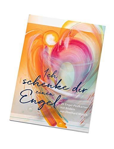 Ich schenke dir einen Engel - Postkartenbuch: 20 Engelpostkarten (Edition Eberhard...