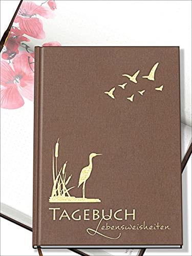 Das LUCA TAGEBUCH mit Lebensweisheiten für jeden Tag: Das etwas andere Tagebuch mit...