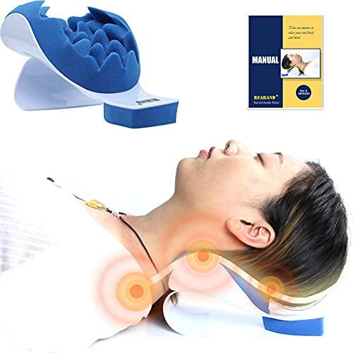 REARAND Nacken und Schulter Relaxer Nackenschmerz Linderung und Unterstützung und...