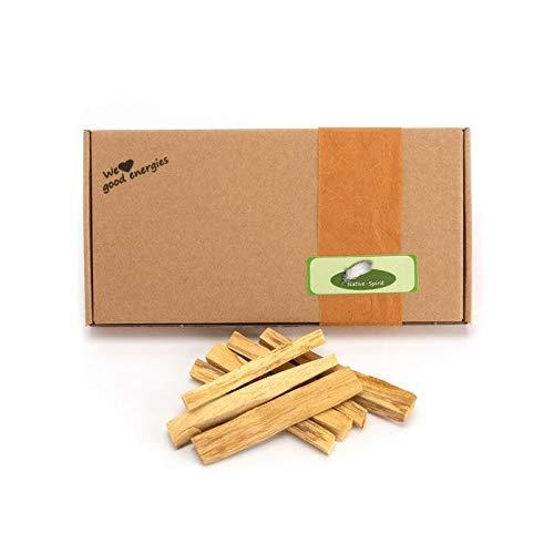 Palo Santo Räucherhölzer 100g ca 14-18 feine Holz-Stäbe aus Peru