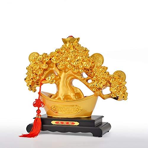 Figur Deko Goldbarren- Verzierung Geld- Verzierung Traditionelle Chinesische Feng...