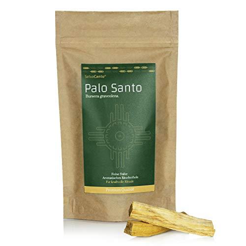 SelvaCanto® - Palo Santo Sticks - heiliges Holz | Ideal für kraftvolle Zeremonien...