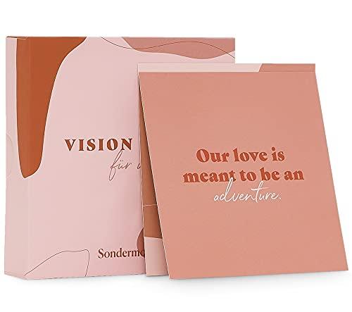 Sondermoment Vision Cards 'Für Uns' - Dekorative Motivationskarten und...