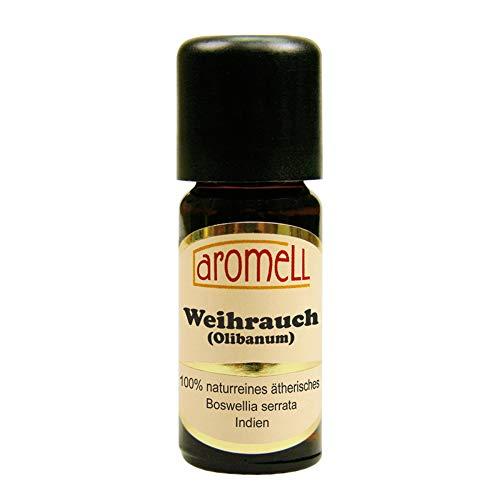 Weihrauch (Olibanum) - 100% naturreines, ätherisches Öl aus Indien, 10 ml