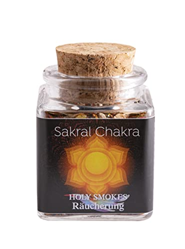 Sakralchakra - Chakra Räuchermischung
