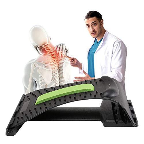 Nackentraktion Bahre Haltungskorrektur Nacken und Schulter Relaxer Nackenschmerz...