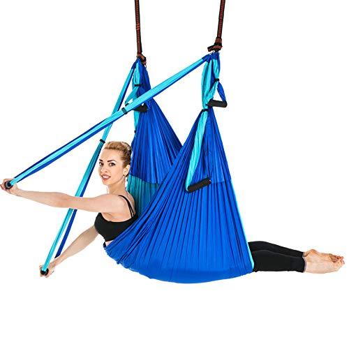 Sinbide Yoga Hängematte Anti-Gravity-Schwingen Hängematte Yoga Tuch hängen...