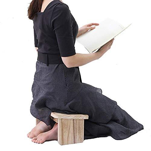 RTYUIO Meditationsbänke,Beste Originaldesigns,Klappbare Klappbeine oder Neue...