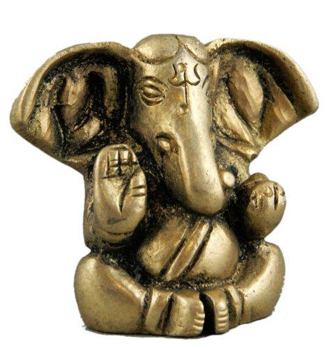Berk FI-125 Statuen - Ganesha sitzend, 3 cm