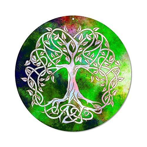 Sonnenfänger'Baum des Lebens' Nr 20.1 Ø 15 bis 40cm Geschenk Idee Geburtstag ·...