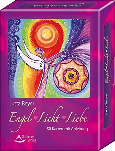 Engel, Licht, Liebe: 50 Karten mit Anleitung