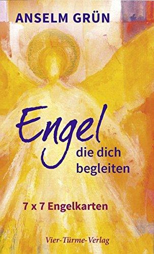 Engel, die dich begleiten. 7 x 7 Engelkarten