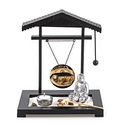 pajoma Zen-Garten mit Buddha Figur