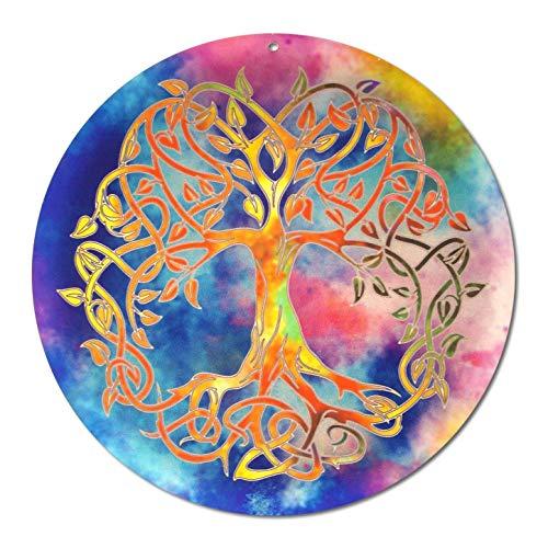 Sonnenfänger'Baum des Lebens' Nr 20 Ø 20cm Geburtstagsgeschenk · Danke Geschenk ·...