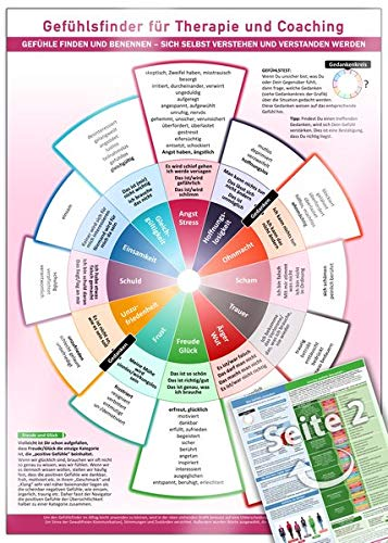 Gefühlsfinder für Therapie und Coaching (2020): Gefühle finden und benennen - sich...