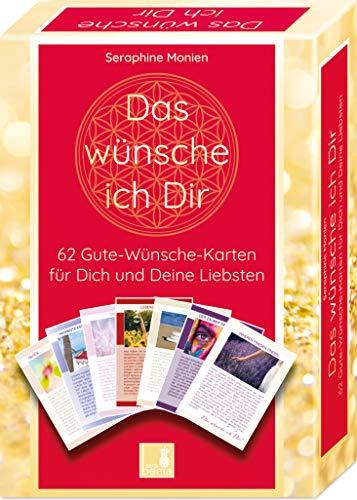62 Gute Wünsche Karten | Das wünsche ich Dir | Achtsamkeitskarten | Orakelkarten |...