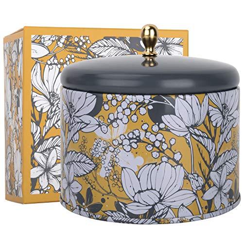 La Jolíe Muse Orange & Bergamotte Duftkerze, 100% natürliche Kerze für zu Hause,...