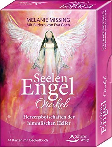 Seelenengel-Orakel Herzensbotschaften der himmlischen Helfer: - 44 Karten mit...