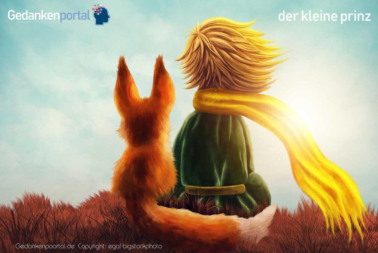 Der Kleine Prinz Die 10 Schönsten Zitate über Liebe Und