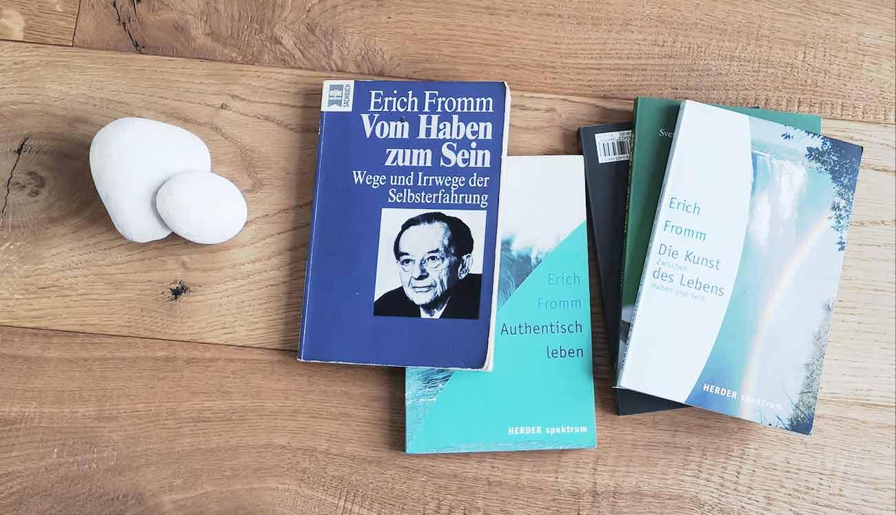 Erich Fromm Bücher und Werke