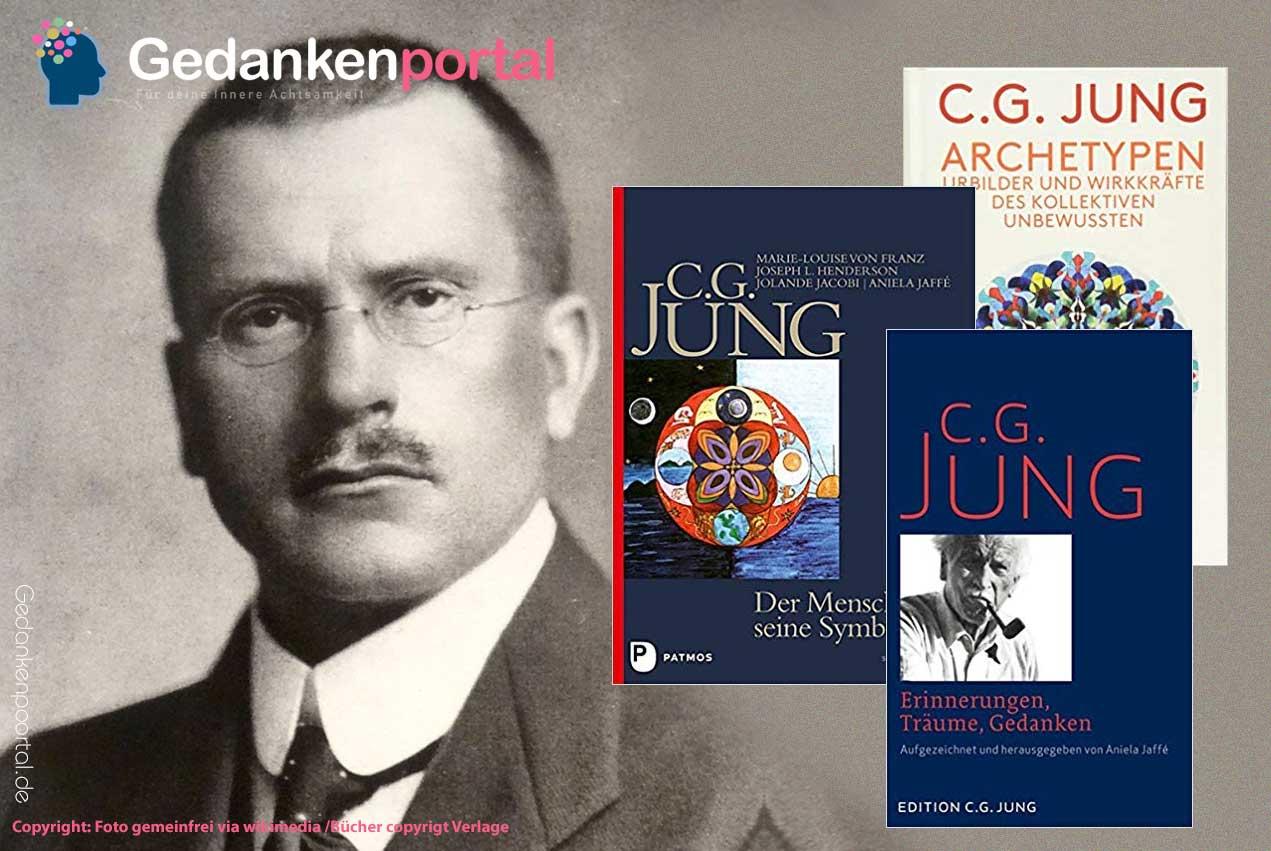 Carl-Gustav-Jung Bücher