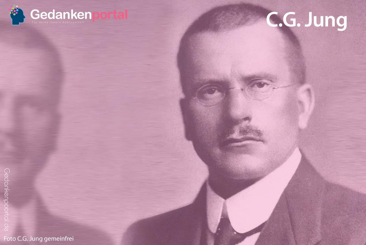 C.G. Jung Thesen, Zitate und Bücher