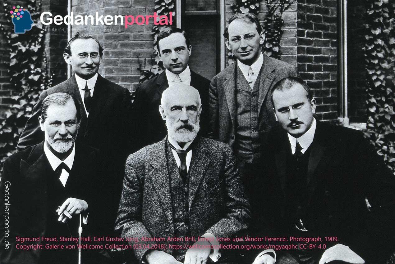 ekanntesten deutschen Psychologen und ihre Thesen