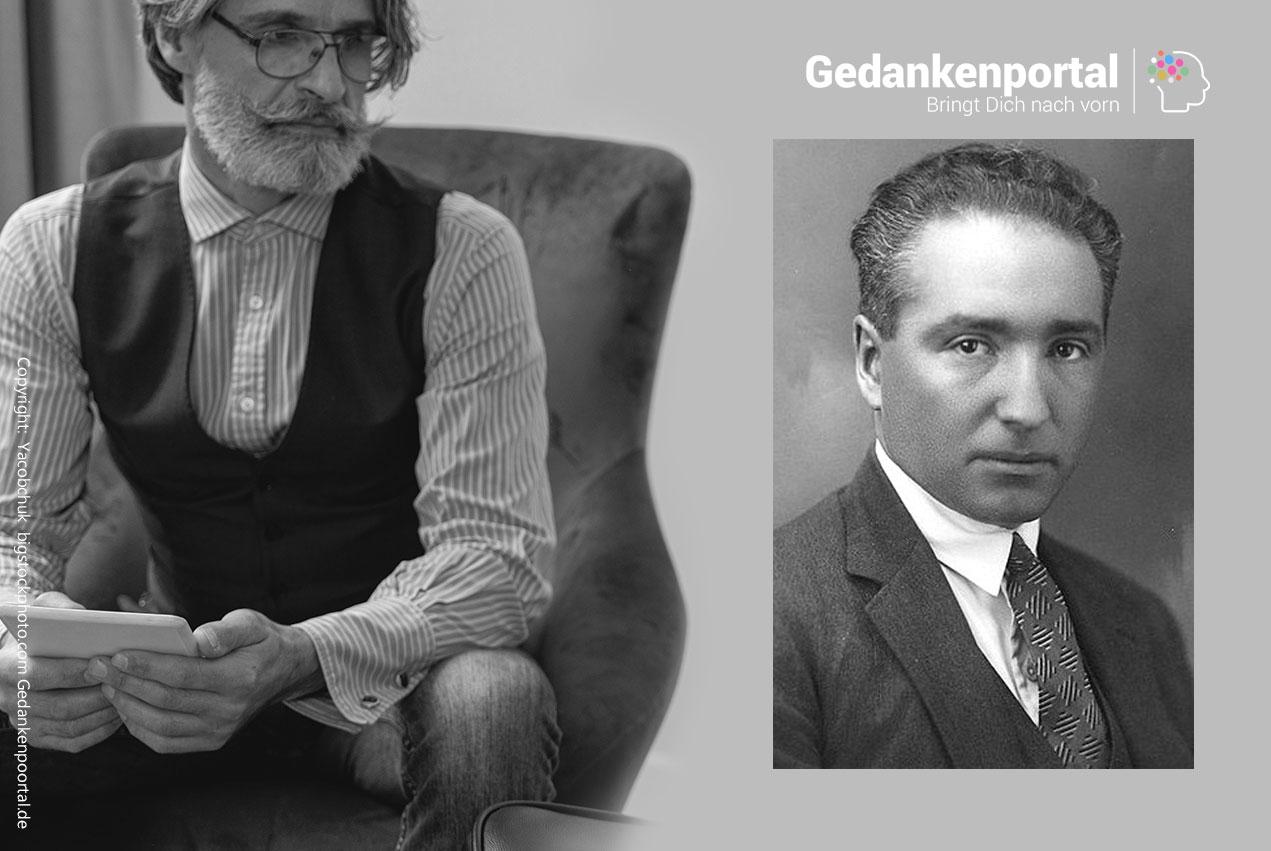 Psychoanalytiker Wilhelm Reich