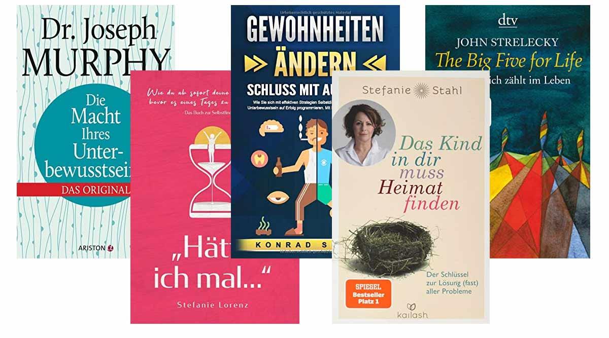 Bücher zur PersönlichkeitsentwicklungBücher zur Persönlichkeitsentwicklung
