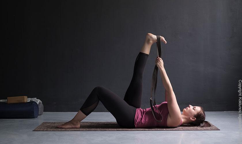 Yoga-Gurt