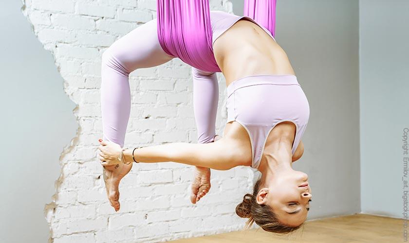Yoga-Hängematte