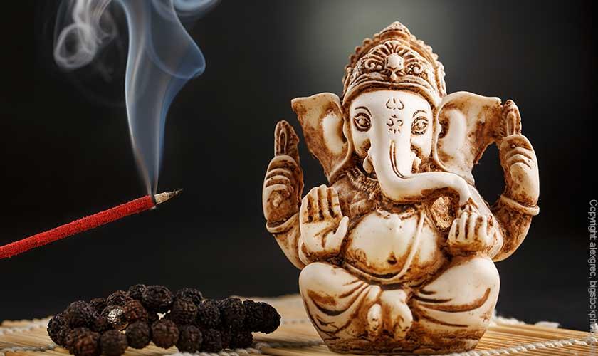 Ganesha-Figur